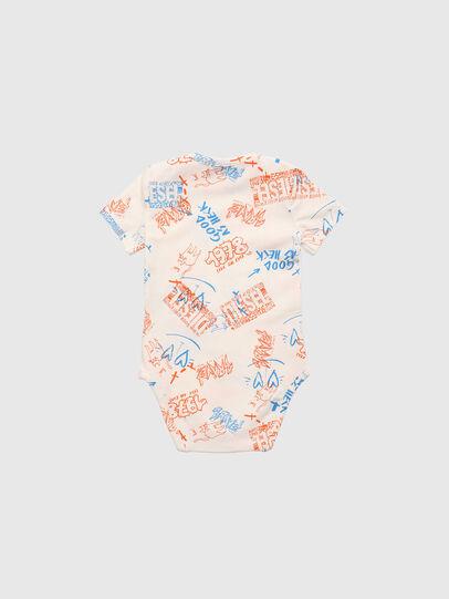 Diesel - ULENT-NB, White/Orange - Underwear - Image 2