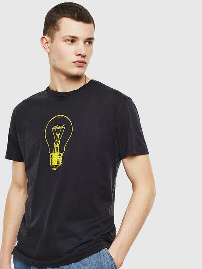 Diesel - T-DIEGO-S9, Black - T-Shirts - Image 1