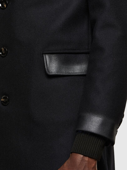Diesel - W-COLBAX, Black - Winter Jackets - Image 3