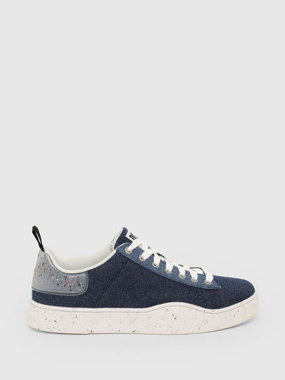 Diesel - S-CLEVER LOW LACE, Blue - Sneakers - Image 1