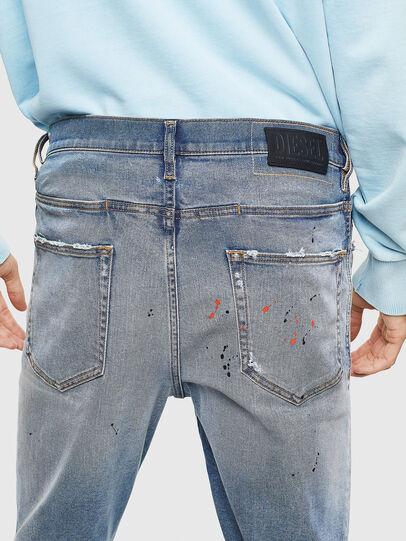 Diesel - D-Eetar 009BN, Medium blue - Jeans - Image 4