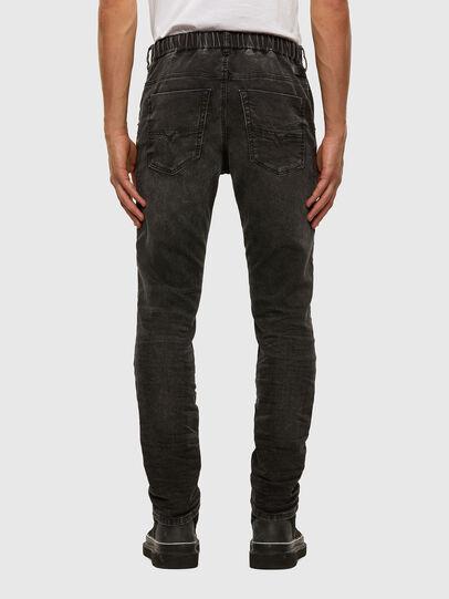 Diesel - KROOLEY JoggJeans® 009FZ, Black/Dark grey - Jeans - Image 2