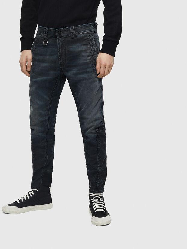 D-Earby JoggJeans 069MD, Dark Blue - Jeans