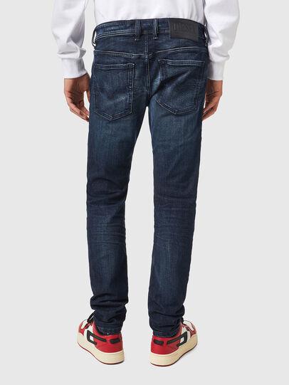 Diesel - Sleenker 069XD, Dark Blue - Jeans - Image 2