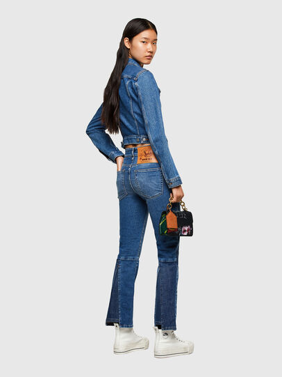 Diesel - D-Earlie 009NP, Medium blue - Jeans - Image 6