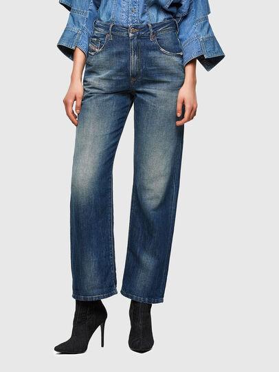 Diesel - D-Reggy 009UD, Dark Blue - Jeans - Image 1