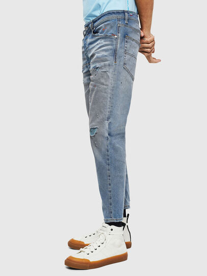 Diesel - Narrot 009BN, Medium blue - Jeans - Image 4