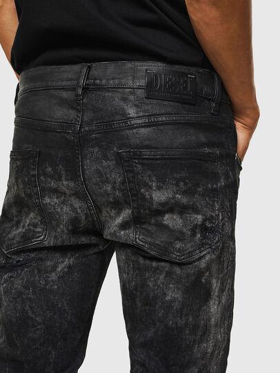 Diesel - D-Strukt 069KE, Black/Dark grey - Jeans - Image 6