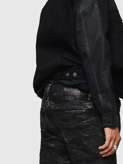 Diesel - Mharky 083AH, Black/Dark grey - Jeans - Image 5