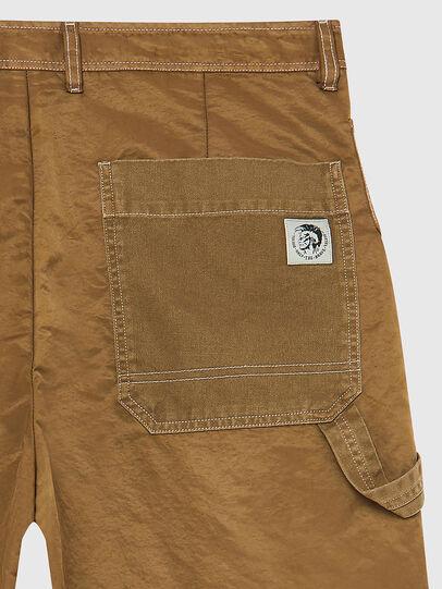 Diesel - P-TRENT-SHORT, Light Brown - Shorts - Image 4