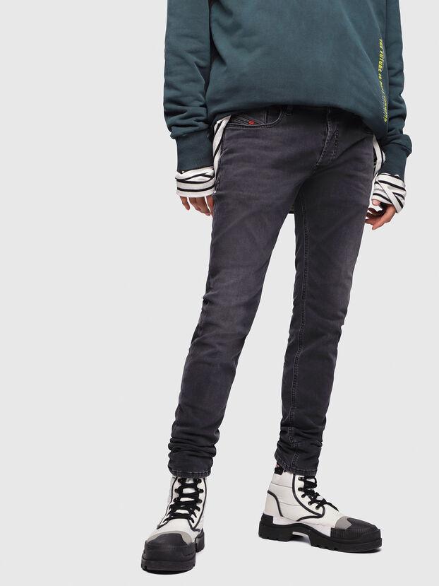 Sleenker 069EQ, Dark Blue - Jeans