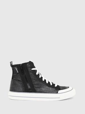 S-ASTICO MID ZIP, Black - Sneakers
