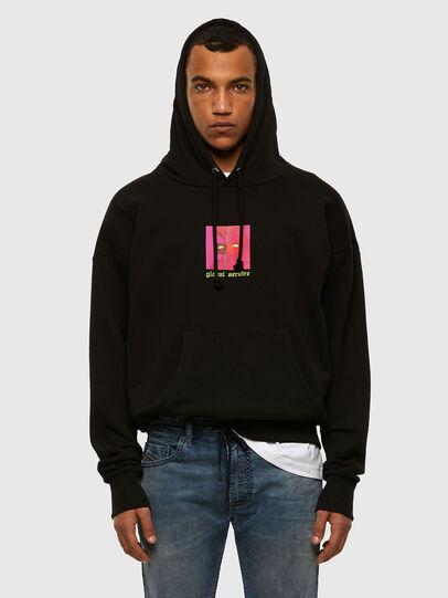 Diesel - S-ALBY-X5, Black - Sweaters - Image 5