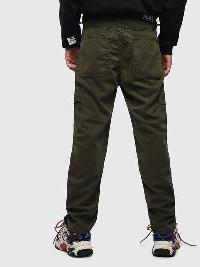 Diesel - D-Krett JoggJeans 069LX, Military Green - Jeans - Image 2