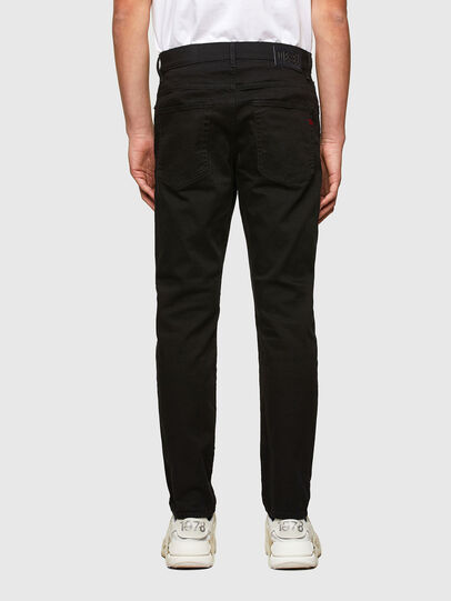 Diesel - D-Fining 0688H, Black/Dark grey - Jeans - Image 2