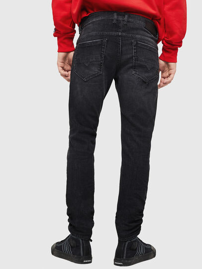 Diesel - Thommer 0890E, Black/Dark grey - Jeans - Image 2