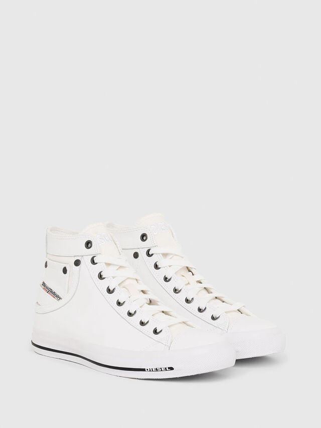 Diesel - EXPOSURE IV W, White - Sneakers - Image 2