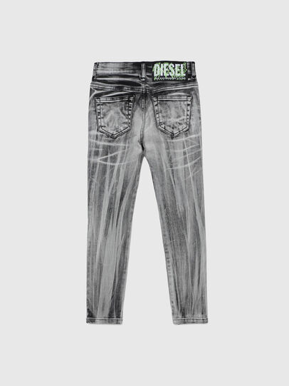 Diesel - D-SLANDY-HIGH-J, Black - Jeans - Image 2