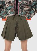 S-EDEN, Military Green - Shorts