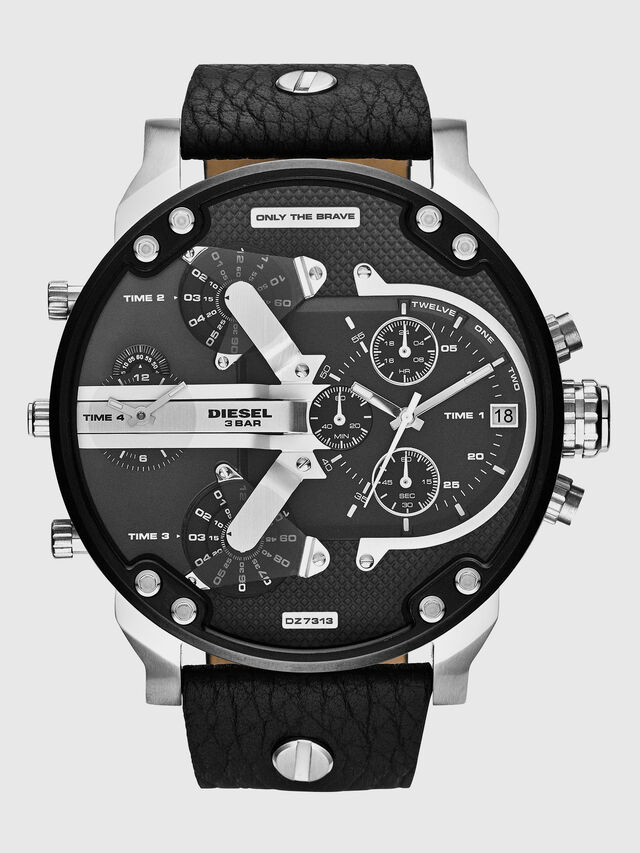 Diesel DZ7313 MR. DADDY 2.0, Black - Timeframes - Image 1