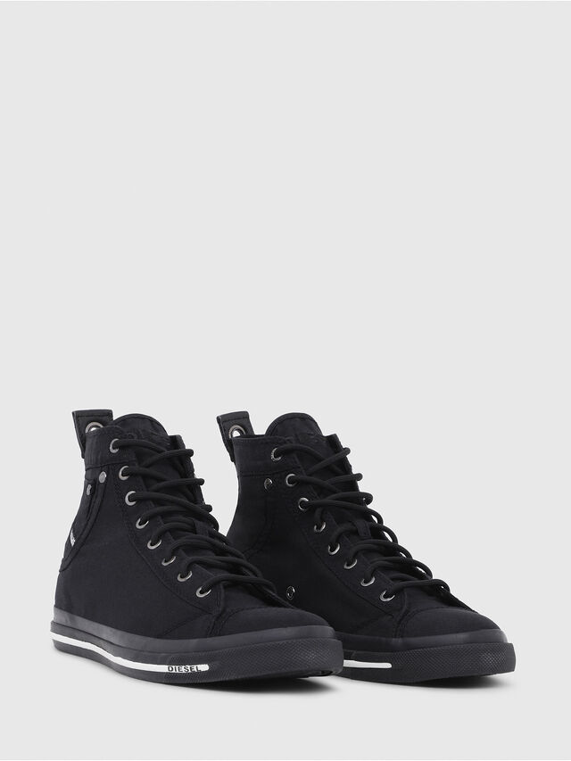 Diesel - EXPOSURE I, Black - Sneakers - Image 2