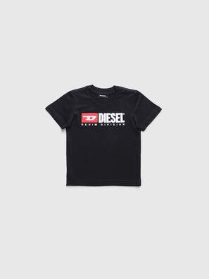 TJUSTDIVISIONB-R, Black - T-shirts and Tops