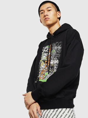 S-ALBY-D1, Black - Sweaters