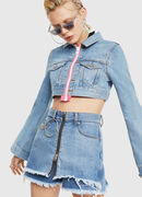 DE-ZAUPY-C, Blue Jeans - Denim Jackets
