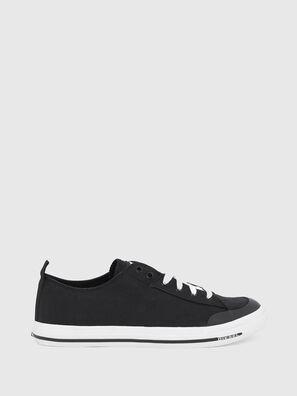 S-ASTICO LOW CUT, Black - Sneakers