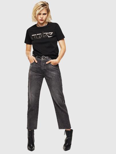 Diesel - Aryel 0096I, Black/Dark grey - Jeans - Image 6