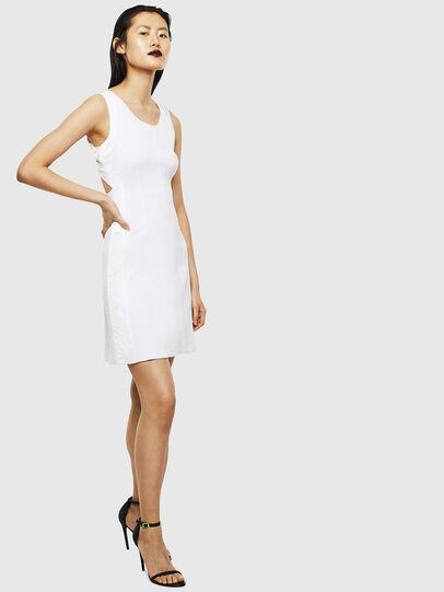 Diesel - D-AZURILE, White - Dresses - Image 7