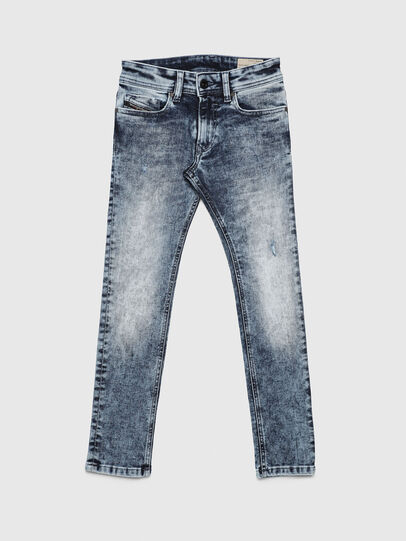 Diesel - SLEENKER-J-N, Light Blue - Jeans - Image 1