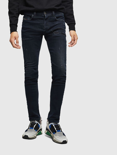 Diesel - Tepphar 069GM, Black/Dark grey - Jeans - Image 1