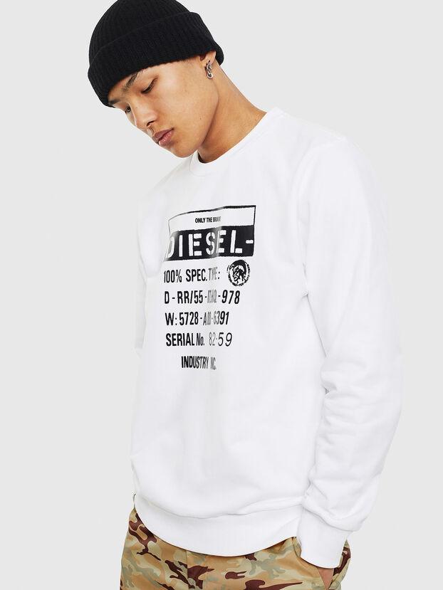 S-GIRK-S3, White - Sweaters