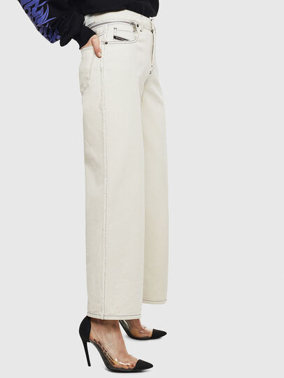 Diesel - Widee 009BD, White - Jeans - Image 6