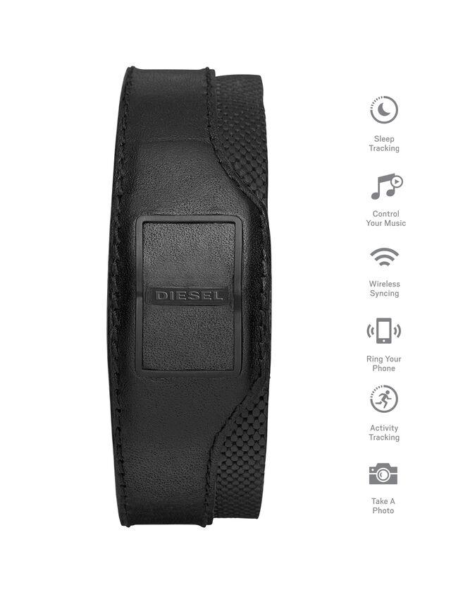 Diesel - DA1201, Black - Bracelets - Image 1