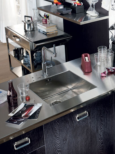 Diesel - CORNER COMPOSITION, Multicolor  - Kitchen - Image 1