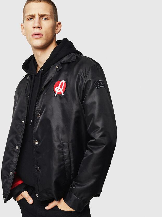 LR-JPLAZA-VIC-2, Black - Jackets