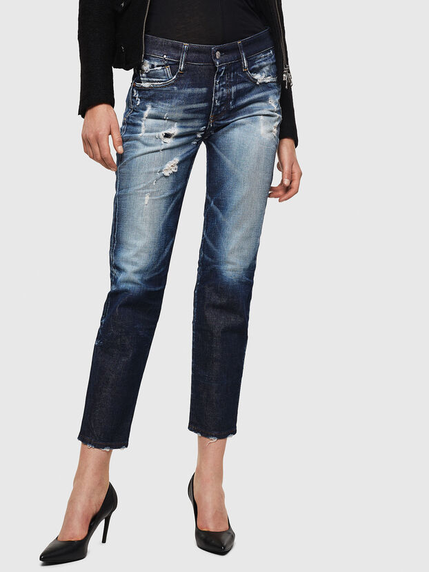 D-Rifty 0092I, Dark Blue - Jeans