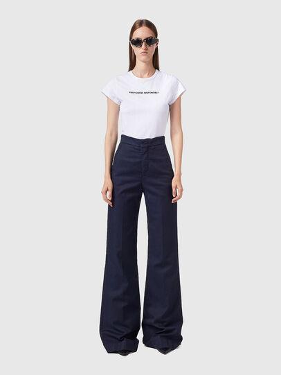 Diesel - D-Ebbey JoggJeans® 0CEAT, Dark Blue - Jeans - Image 5