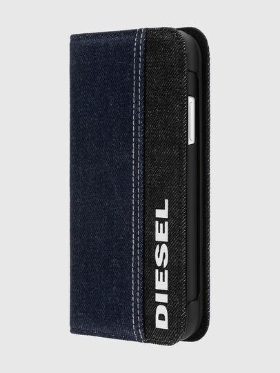 Diesel - DIPH-038-DENVL, Blue Jeans - Flip covers - Image 2
