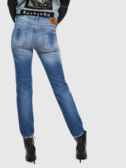 Diesel - D-Rifty 0097B, Medium blue - Jeans - Image 2