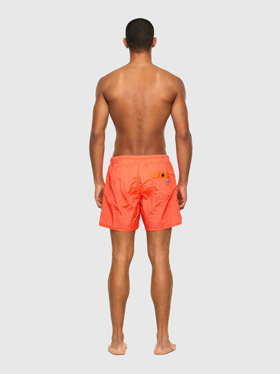 Diesel - BMBX-WAVER, Orange - Swim shorts - Image 2