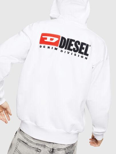 Diesel - S-ALBY-ZIP-DIV,  - Sweaters - Image 2