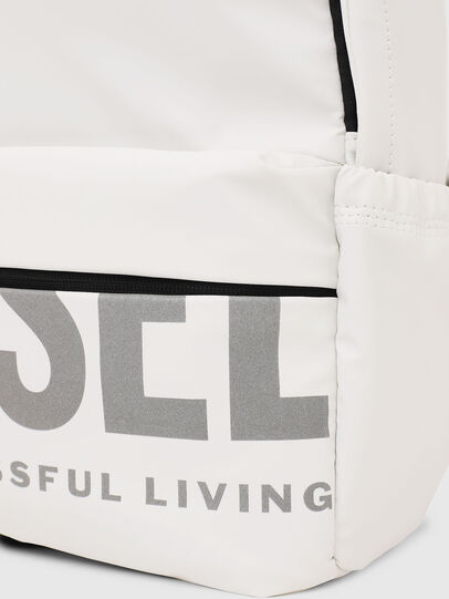 Diesel - F-BOLD BACK III, White - Backpacks - Image 5