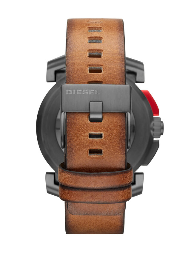 Diesel - DT1002, Brown - Smartwatches - Image 3