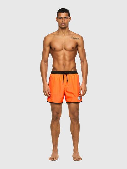 Diesel - BMBX-REEF-40, Orange - Swim shorts - Image 1