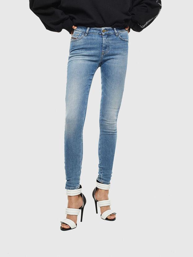 Slandy 0095B, Light Blue - Jeans