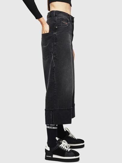 Diesel - D-Luite 083AK, Black/Dark grey - Jeans - Image 6