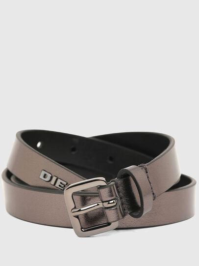Diesel - B-LOWGO II, Silver - Belts - Image 2